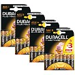 Pack de 32 piles AAA Duracell Plus Power